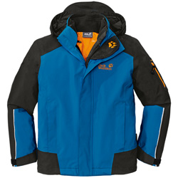 Jack Wolfskin Boys Cold Mountain jacket