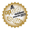 Bronzen Op Pad Outdooraward in de categorie rugzakken