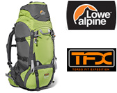Lowe Alpine TFX Summit 65+15