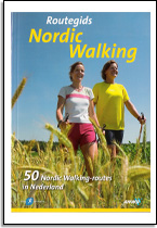 ANWB/Nordicwalkingnet.nl: Routegids Nordic Walking