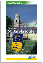 Dietrich H�llhuber: Spaanse St. Jacobsroute