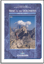 Martin Collins en Gillian Price: Treks in the Dolomites