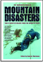Hamish MacInnes (ed): The Mammoth book of Mountain Disasters