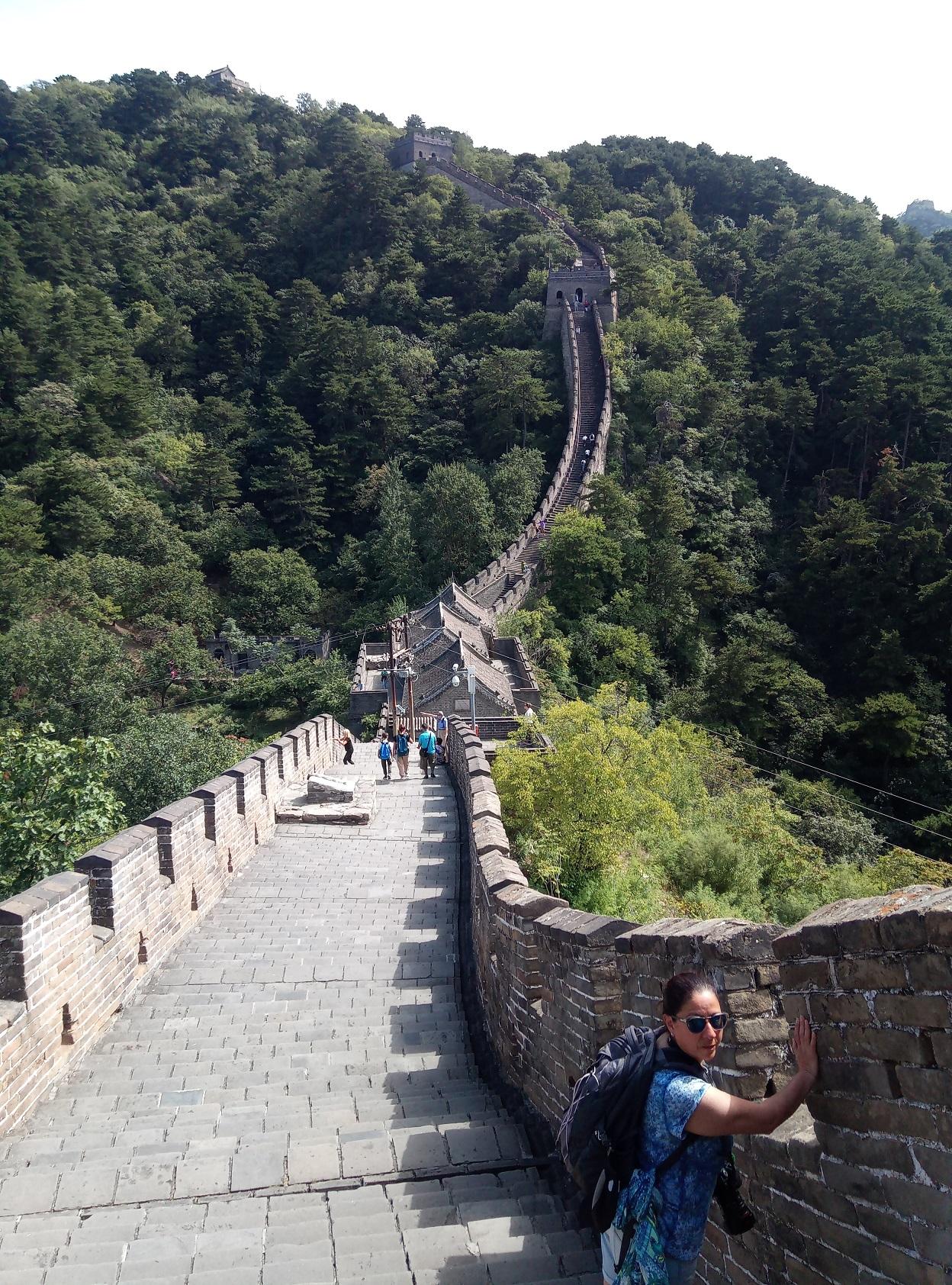 Chinese Muur.